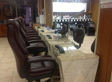 Charming Nails & Hair Salon