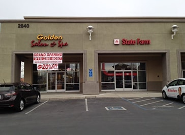 Golden Salon & Spa
